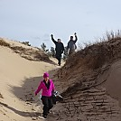 ludington winter hang 2017 Light house hike by Majortom in Group Campouts