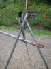 Conduit Tripod Stand by treeslayer in Homemade gear