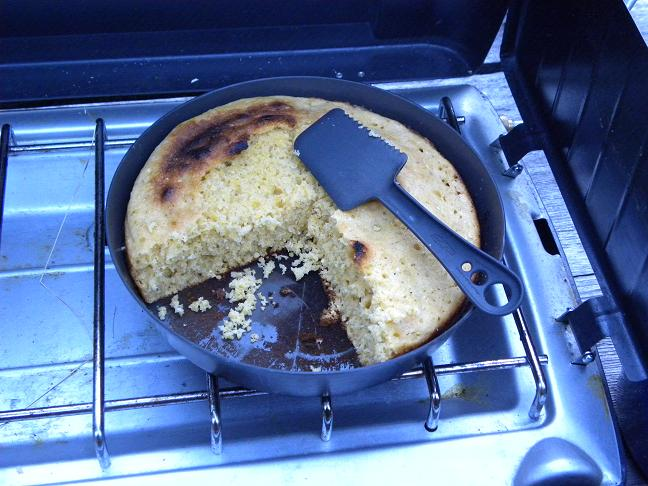 Cornbread In The Banks Fry-bake Pan