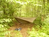 Hennessy Backpacker A-sym In Dolly Sods North, Wv by hikingjer in Hammock Landscapes