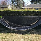 Integrated Bugnet Hammock by RyanWellSpun in Homemade gear