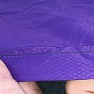 Dutch Netless Stitching by 2 Samuel 22 in Hammocks