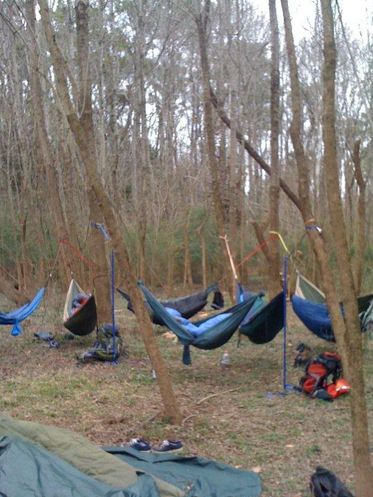 Backyard Hangin