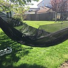 DIY 1.0 Monolite Half Wit Hammock by MikekiM in Homemade gear