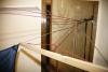 Bridge Hammock Insulation detail by schrochem in Homemade gear