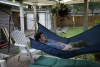 Bridge hammock lounger by schrochem in Homemade gear