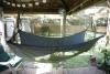 Bridge hammockw/net by schrochem in Homemade gear