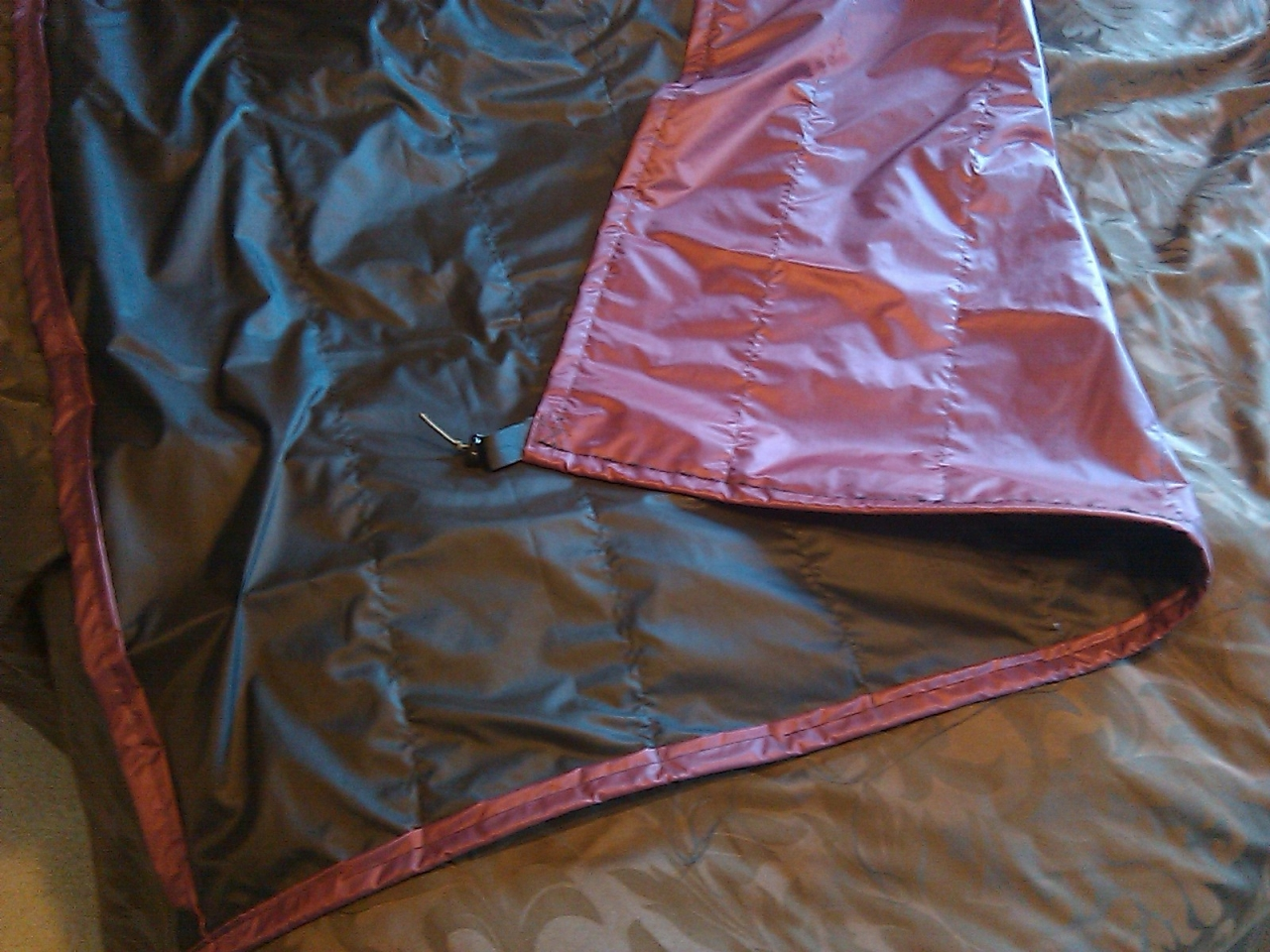 My First Diy Project - Underquilt