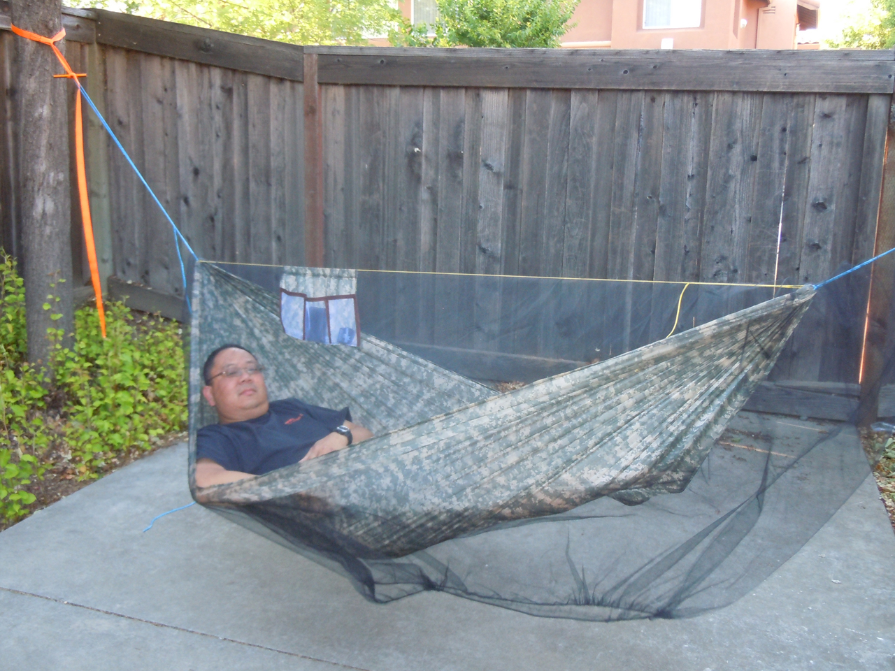 My Ghost Hammock