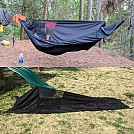 Molly Mac Gear 3 Mode Bivy Hammock