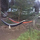 Spreader Bar - Dual Hammock set up by dmstewart in Homemade gear