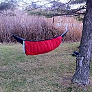 Sleeping bag to UQ conversion by dmstewart in Underquilts and PeaPods