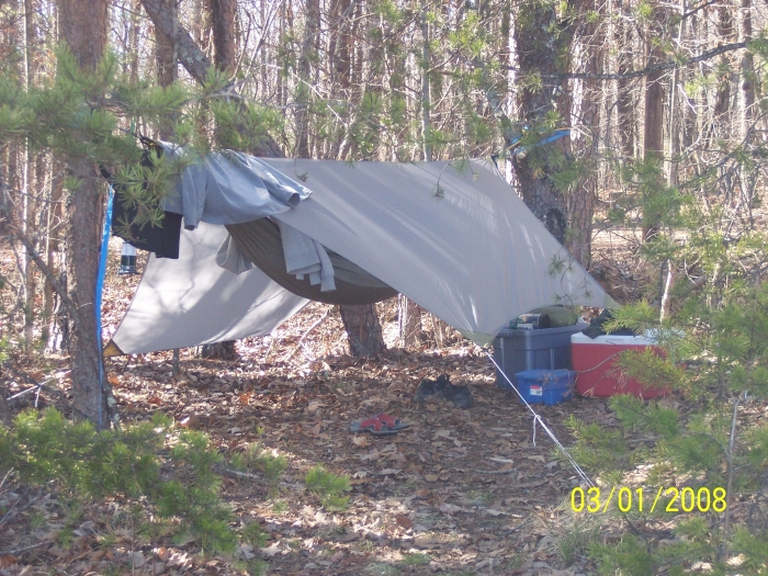 Tripods Camp Grimes