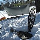Winter Hammock Camp by Carver in Hammock Landscapes