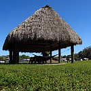 Hammocking in a Chickee in Seminole Campground by Dudetrek in Hammock Landscapes