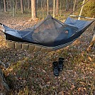 Nomada bridge hammock by greywolf_poland in Hammocks