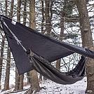 Brrrrrrr ... My Yukon Outfitter Hammock by jcdflint in Hammocks