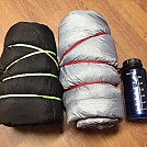 Rolled underquilts by Packrat69 in Homemade gear