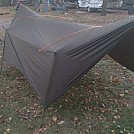 You DIY Tarp and Warbonnet Ridgerunner by MinnetonkaBoater in Homemade gear