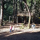 Kids treehouse by Carrico in Hammock Landscapes