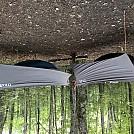 Pisgah Forest Hang by csmallrun in Hammocks