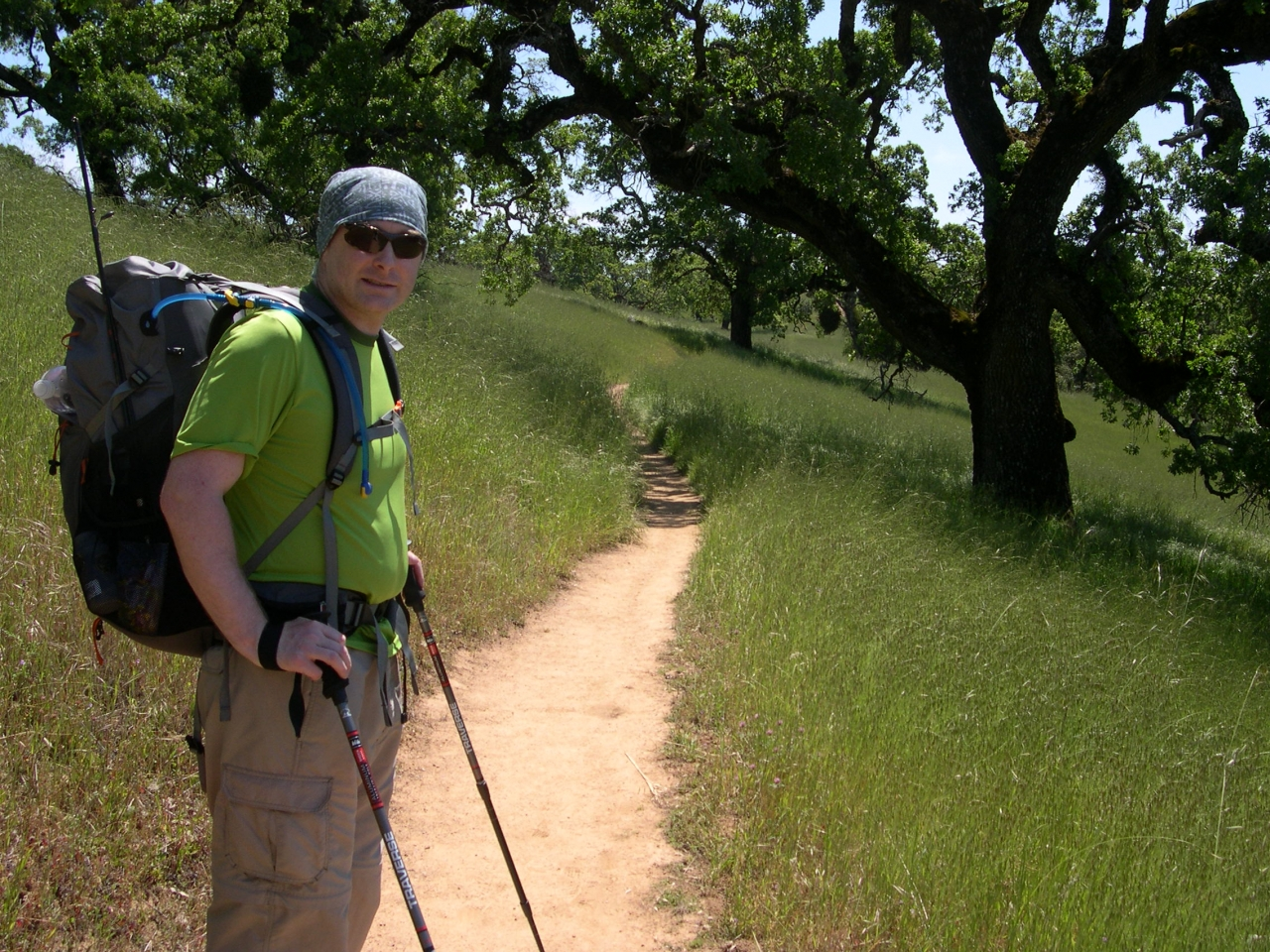Flat Frog Trail