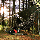 Hammock Camping by Hunter16 in Hammock Landscapes