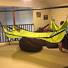 Townsend Luxury Bridge Hammock by Johnny Gunz in Hammocks