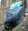 Weather shield for Mosquito Expedition hammock by nigelp in Homemade gear