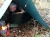 3 friends on the South Downs-Chas set up by nigelp in Group Campouts
