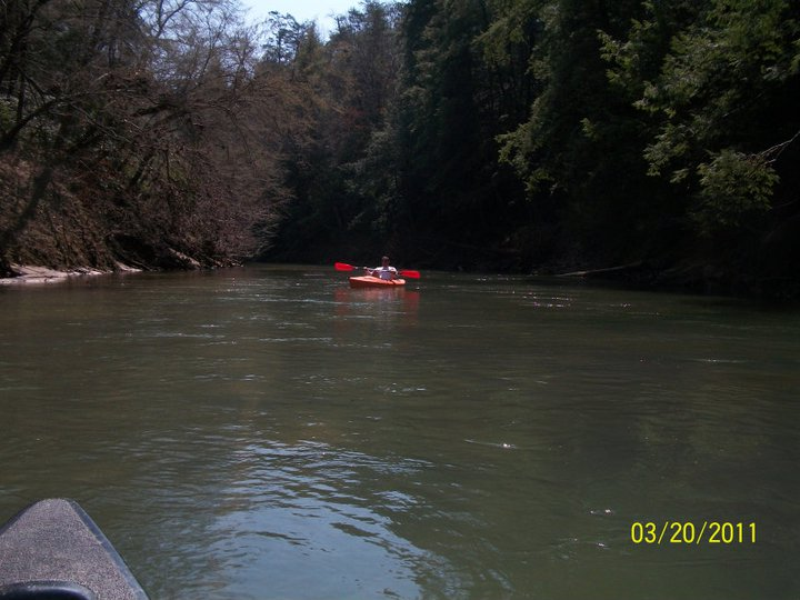 Sipsey River Float