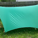 diy catcut hex tarp by coughing owl in Homemade gear