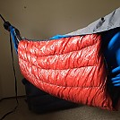 wilderness logics 3/4 UQ 15degree by goforth in Underquilts and PeaPods