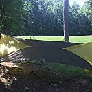 My DIY tarp by Justahangin in Tarps