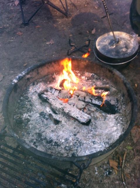 Campfire 12-12-30