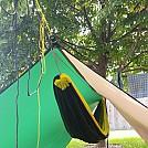 DIY Tarp & Hammock by GilligansWorld in Homemade gear