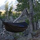 Hanging on Mt. Adams, WA. by vladdtoo in Hammock Landscapes