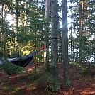 Lake LaMuir Algonquin Provincial Park by P-Dub in Hammock Landscapes