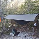 Sweet hang by jawbone falls, Panthertown, NC