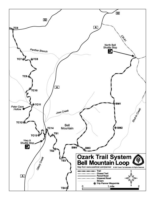Bell Mountain Trail