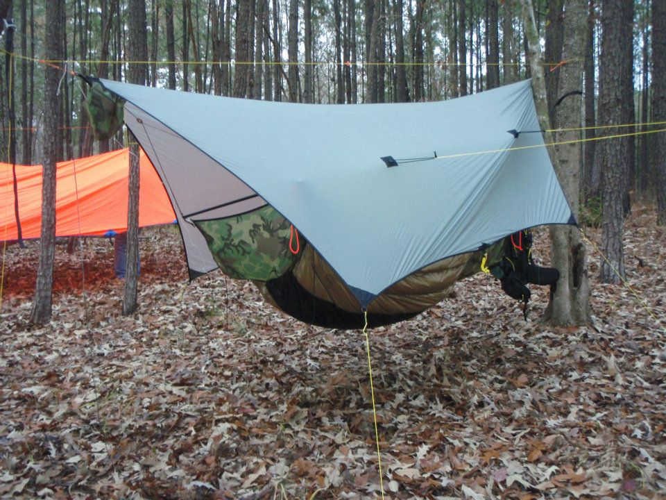 Bridge Hammock And Underquilt
