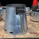 DIY Caldera Cone