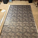 DIY Top Quilt Laid Out