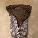 DIY Top Quilt Finished Bottom