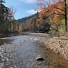 Little Missouri River At Viles Branch Trail