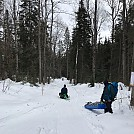 EGL snow shoe trip 2019 by Bubba in Group Campouts
