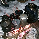Wintercamping at Kawartha Highlands Provincial Park