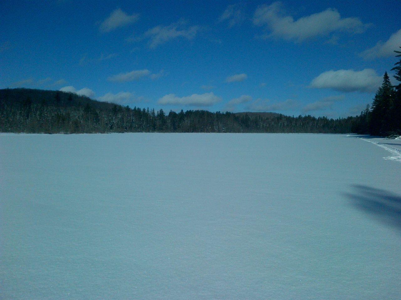 Snow Shoe Trip In Algonquin Provincial Park, Feb 2013