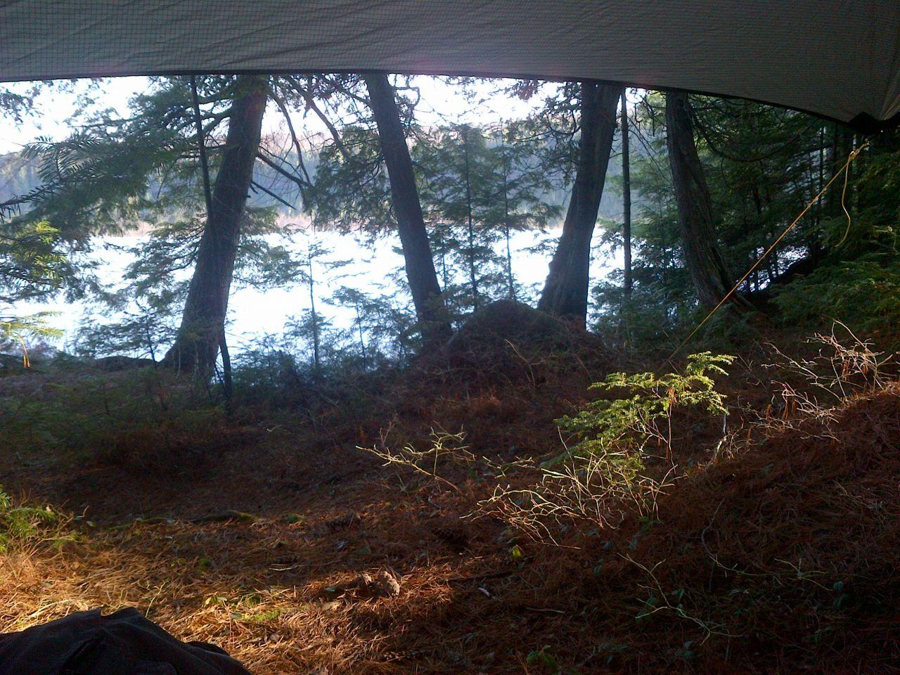 Canoe Trip To Mcintosh Lake, Algonquin Provincial Park