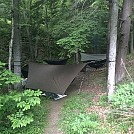 Shelters by Bike2Camp in Hammock Landscapes